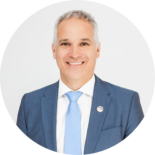 Éric Lefebvre, député provincial
