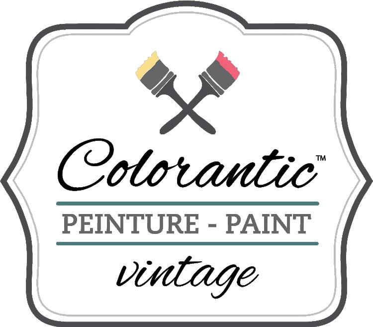 Colorantic, peinture vintage