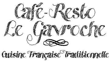 Café-resto Le Gavroche