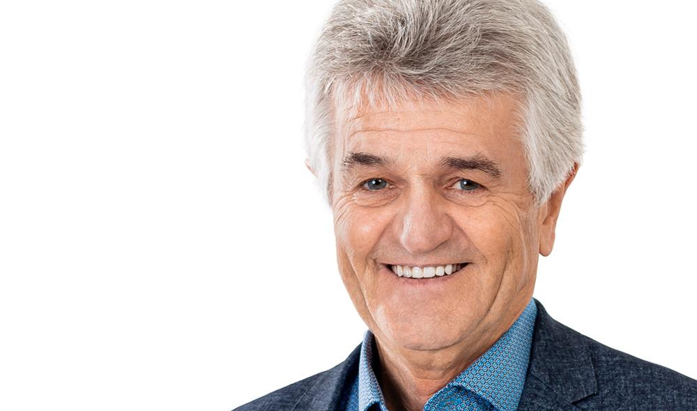 Marc Morin, conseiller municipal