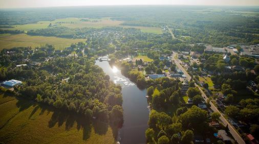 Kingsey Falls