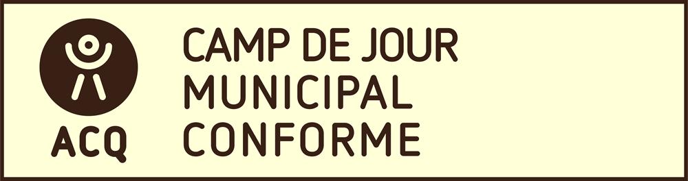 Camp de jour municipal conforme 2019, selon l'Association des camps du Québec