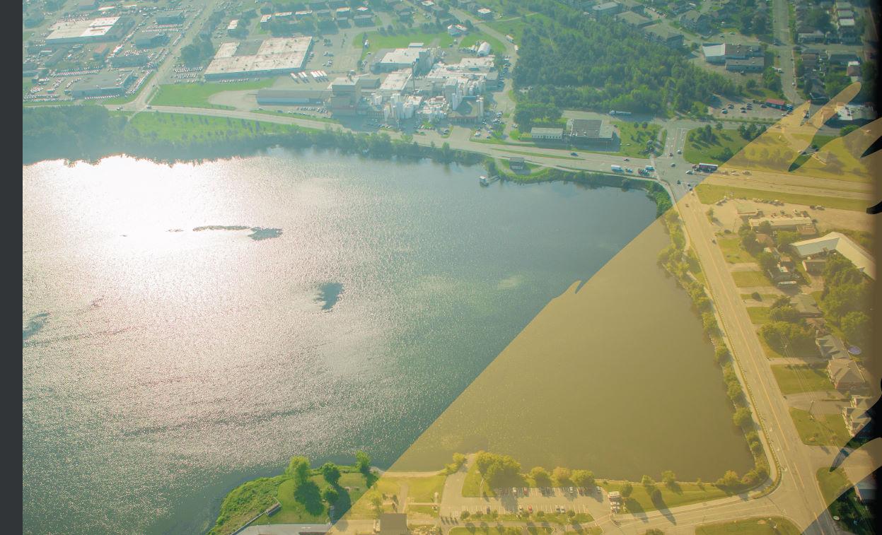 Début de travaux de restauration du réservoir Beaudet