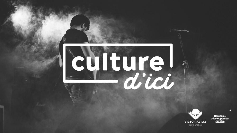 Montage pour l'appel aux artistes en vue de la saison culturelle 2020