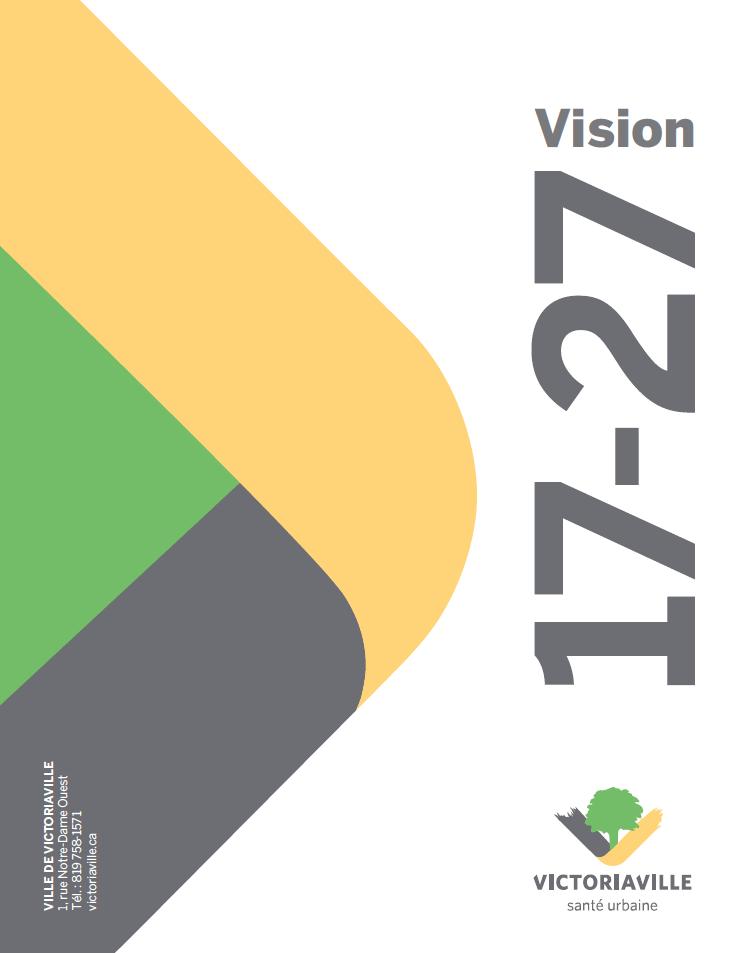 Planification stratégique Victoriaville 2017-2027