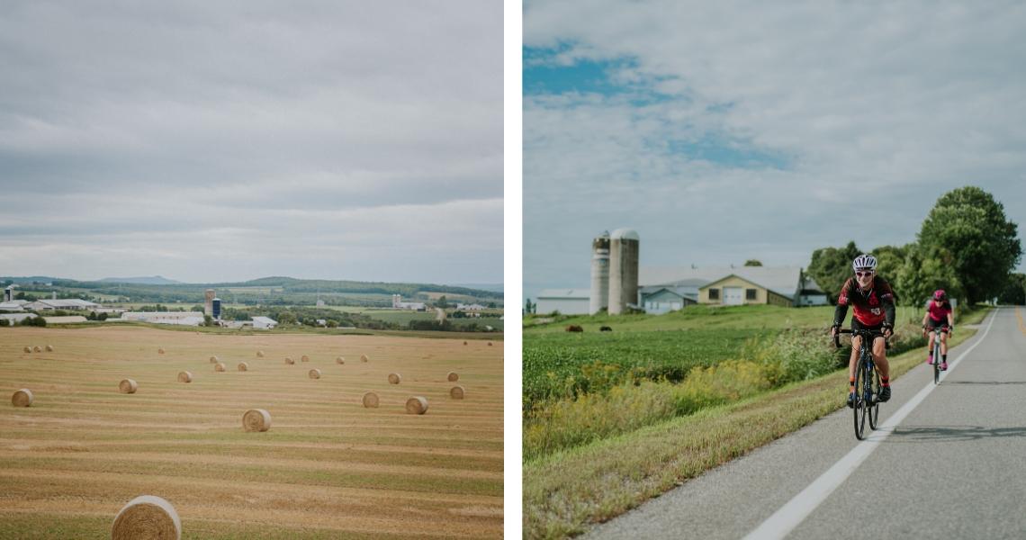 Appréciez le paysage! Crédit photo: Les Maximes
